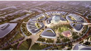 """Cận cảnh """"thành phố tương lai"""" 3 tỷ USD của Kazakhstan"""