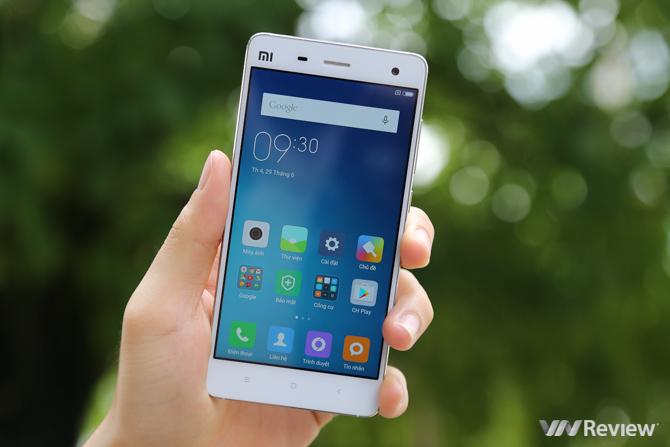 Đánh giá thời lượng pin của Xiaomi Mi4 chính hãng - 130405