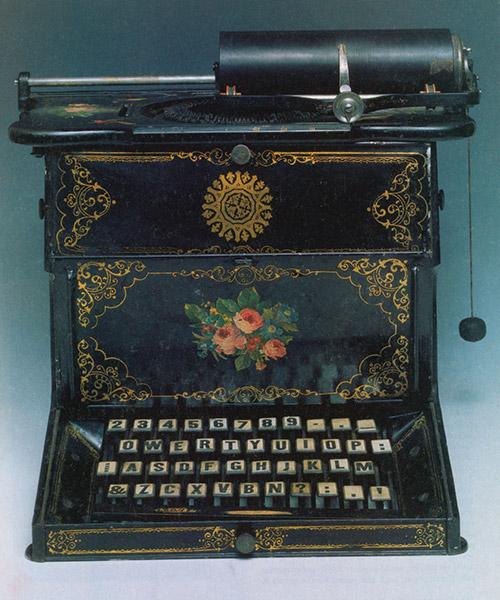 lịch sử bàn phím qwerty