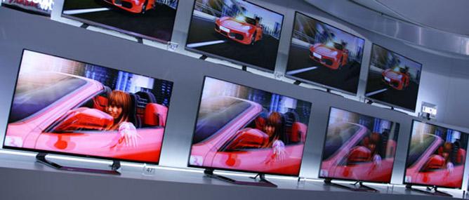 LG Việt Nam ra mắt loạt TV 3D năm 2012