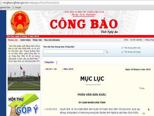Dám chèn link ẩn vào một loạt website gov.vn để SEO