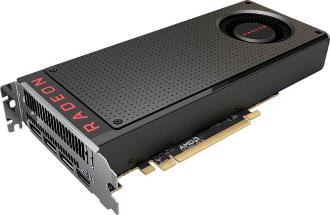Card đồ họa AMD RX480 4GB có thể mở lên 8GB RAM bằng phần mềm