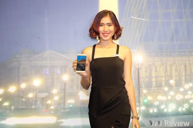 Huawei P9 ra mắt tại Việt Nam: 3GB RAM, giá 11 triệu đồng