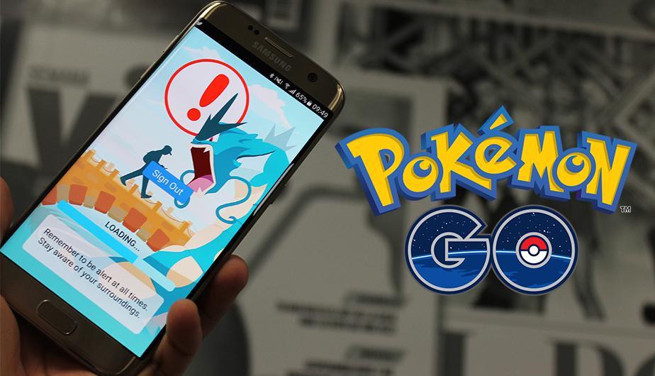 Hướng dẫn download Pokémon Go