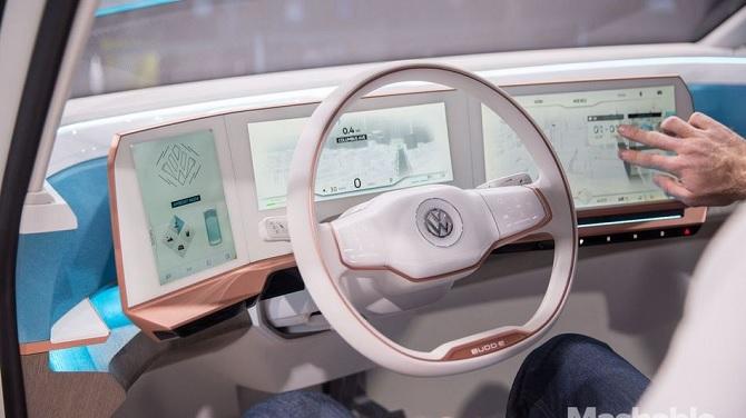 Volkswagen và LG hợp tác tạo ra nền tảng kết nối mới cho xe hơi