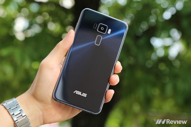 Trên tay Asus ZenFone 3