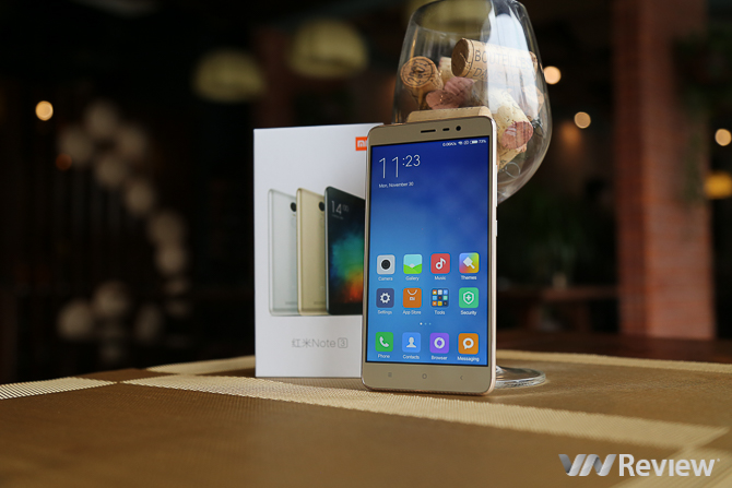 Xiaomi Redmi Note 3 chính hãng tại Việt Nam là bản Pro - 130612