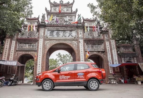 Ford Việt Nam đạt kỷ lục bán hàng 6 tháng đầu năm với doanh số tăng 52%