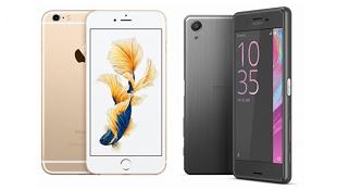 Xperia X Performance thua iPhone 6s ngay tại sân nhà