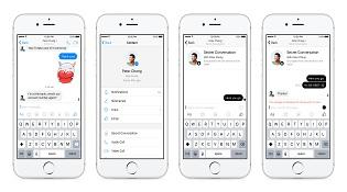 Facebook sẽ mã hóa đầu cuối cho Messenger