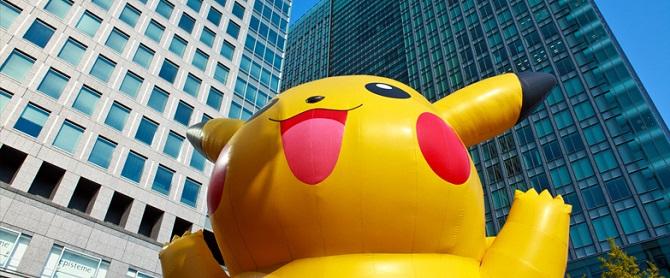 Đã xuất hiện mã độc khi cài Pokémon Go trên Android