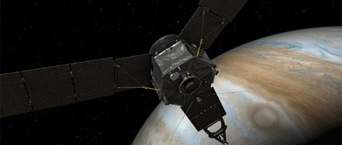 NASA sẽ huỷ tàu vũ trụ Juno để bảo vệ người ngoài hành tinh