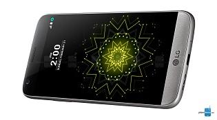 LG G5 mới chỉ đạt 50% sản lượng dự kiến