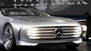 Mercedes sẽ tung ra mẫu xe điện mới vào tháng 9