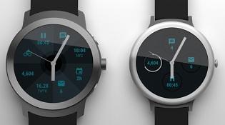 Đây là chiếc smartwatch của Google?