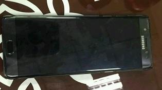Lộ diện ảnh thực tế đầu tiên của Galaxy Note 7?