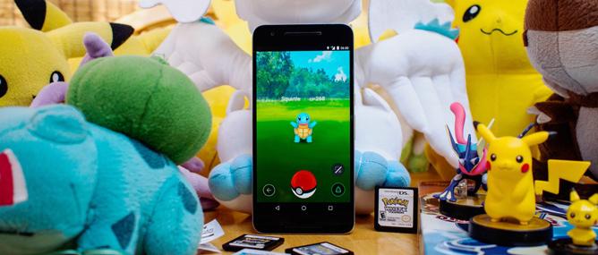 Pokémon Go giúp Nintendo có thêm 9 tỷ USD