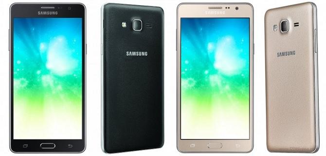 Samsung Galaxy On5 Pro và On7 Pro chính thức trình làng