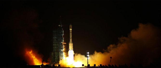 Trạm vũ trụ Trung Quốc Thiên Cung đã bị thất lạc