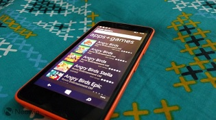 Rovio sắp khai tử Angry Bird trên Windows Phone