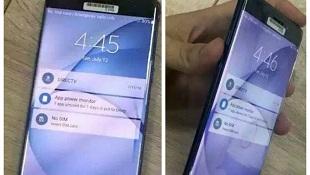 Galaxy Note7 tiếp tục lộ ảnh thật
