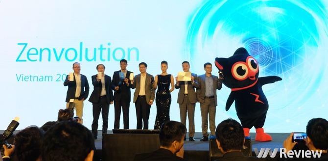 Những sản phẩm nổi bật Asus vừa ra mắt tại Việt Nam