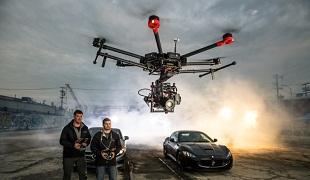 """DJI kết hợp Hasselblad để tạo ra """"siêu"""" drone"""