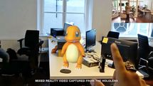 Trải nghiệm Pokémon GO với kính thực tế ảo HoloLens