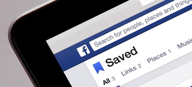 Nâng cao hiệu suất làm việc bằng chức năng Save trên Facebook