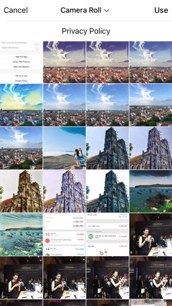 7 gợi ý sử dụng Prisma để cho bức ảnh