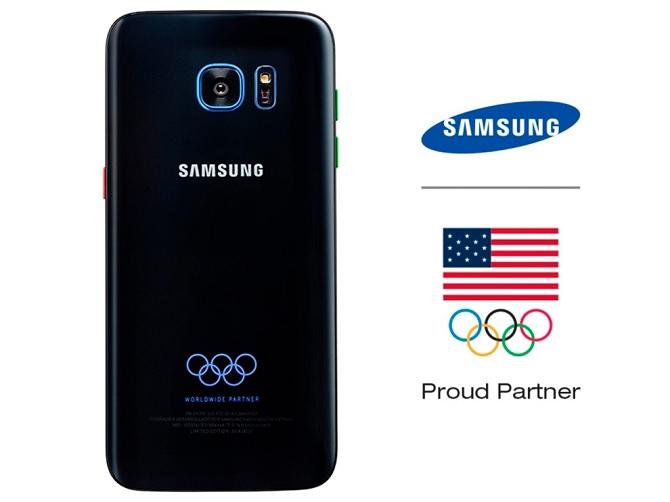 Samsung Galaxy S7 edge Olympic Games Limited Edition chính thức lên kệ, giá hơn 18 triệu đồng