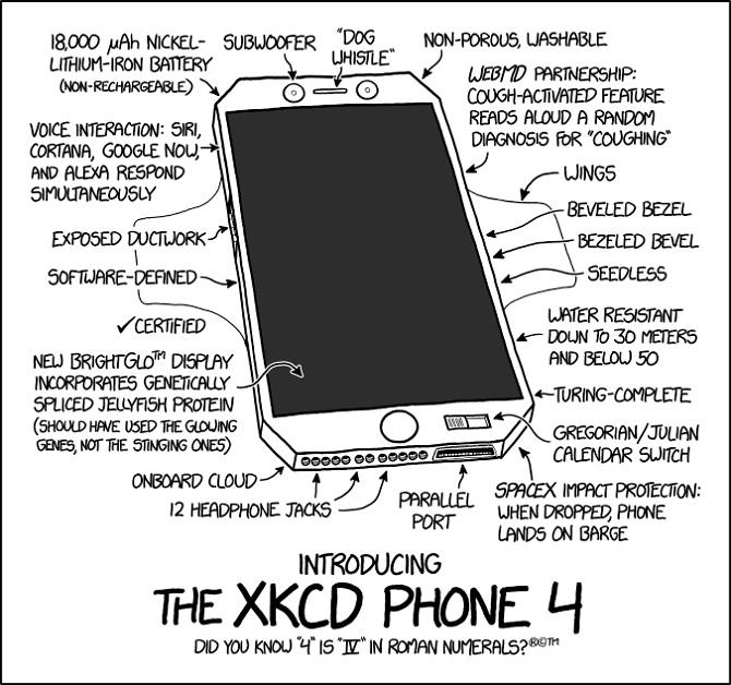 Lộ diện thiết kế điện thoại lạ với 12 cổng kết nối, pin 18.000 mAh