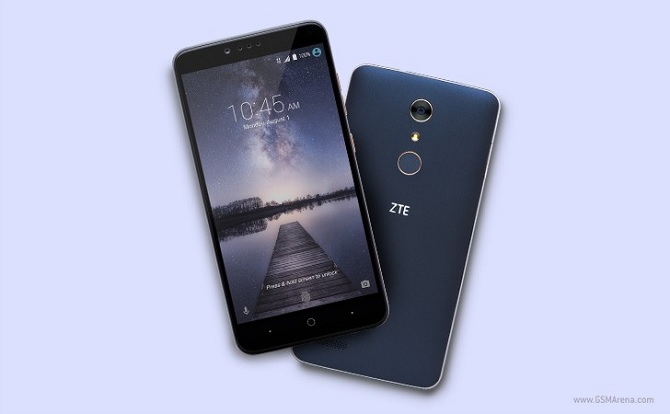 ZTE trình làng smartphone Zmax Pro với màn hình 6 inch, chip Snapdragon 617, giá 99 USD