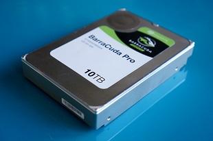 Seagate ra mắt ổ cứng 10TB, tốc độ quay 7200rpm