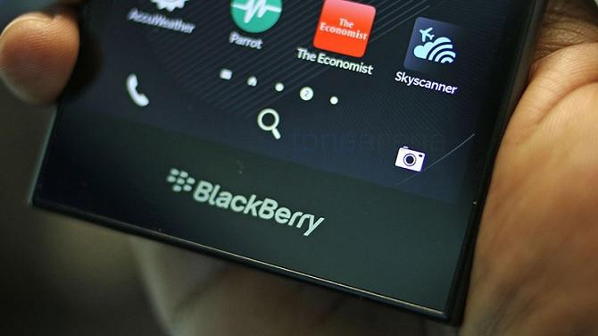BlackBerry sẽ thảo luận về các thiết bị mới của công ty trong tuần tới