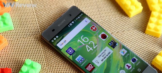 Đánh giá chi tiết Sony Xperia XA: mọi thứ đều ổn, trừ pin