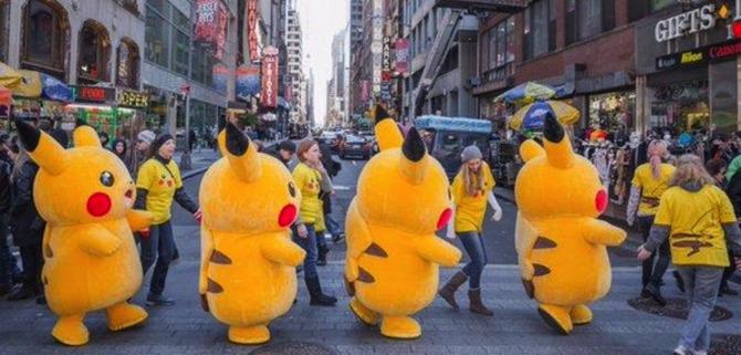 Pokemon Go phá kỷ lục download trên App Store