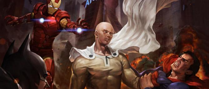 Marvel vs DC: Cuộc chiến của những gã khổng lồ (Phần 2)