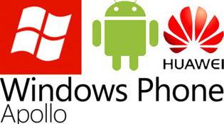 Huawei đang phát triển điện thoại Windows Phone 8