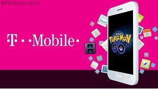 T-Mobile cho phép chơi Pokémon Go không giới hạn dữ liệu