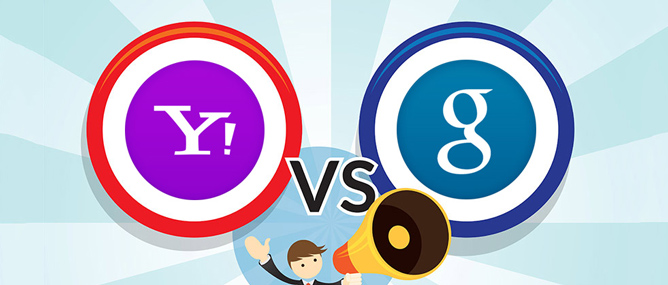 Google, Yahoo: Hai con đường, hai số phận