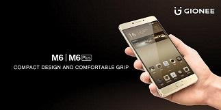 Gionee ra mắt M6 và M6 Plus trang bị chip bảo mật chuyên nghiệp