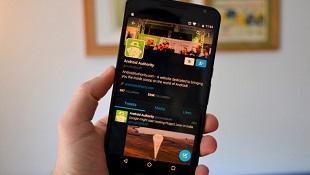 Twitter trên Android đã có Night Mode