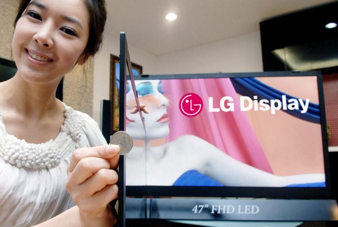 LG Display chi thêm 1,75 tỷ USD cho màn hình OLED