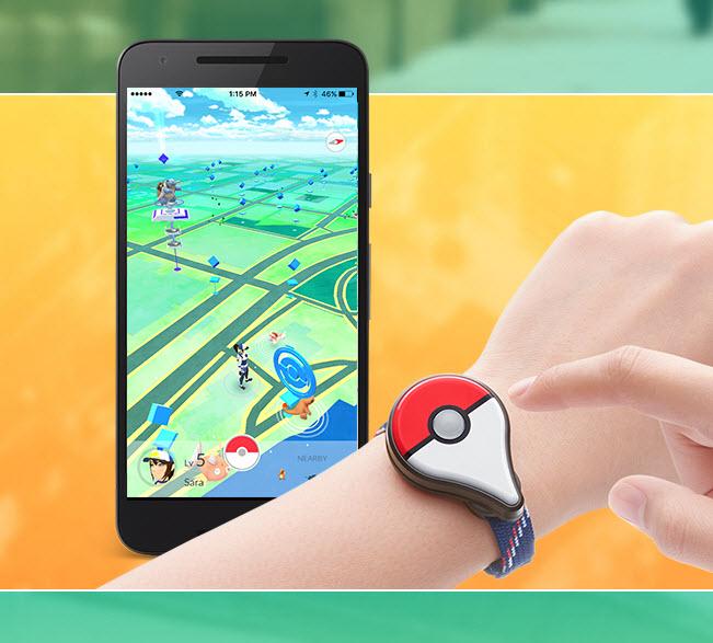 Vòng tay Pokémon GO Plus bị hoãn tới tháng 9