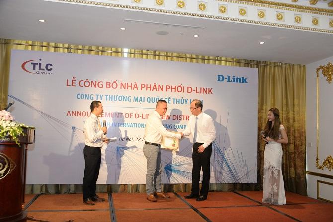 D-Link công bố nhà phân phối mới