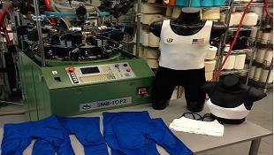 Trang phục kháng khuẩn bảo vệ vận động viên tại Olympic Rio 2016