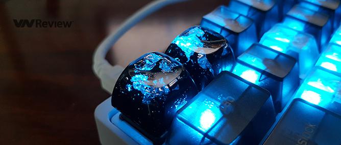 """Đánh giá nhanh keycap cao cấp """"Made in Vietnam"""" Crarr"""