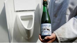 Biến nước tiểu thành… bia