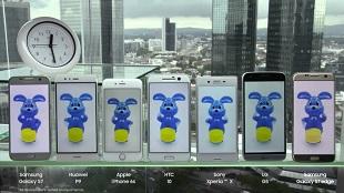 Video đọ thời lượng pin Galaxy S7, S7 edge với iPhone 6s